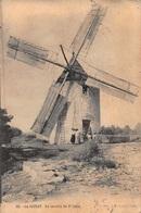 CPA LA CIOTAT Le Moulin De St-Jean - La Ciotat
