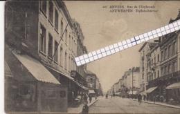 "ANTWERPEN-ANVERS""RUE DE L'ESPLANADE-KASTEELPLEINSTRAAT""EDIT.G.A. ANVERS - Antwerpen"