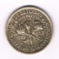 500 REIS 1922  BRAZILIE /5477/ - Brasilien