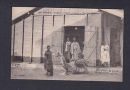 Colonies Francaises Senegal Dakar Boutique Indigene Et Chamelier Maure ( Animée Fortier Ref 42480) - Senegal