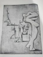 Art  Antiquités Tableaux  Dessins Crayon - Drawings