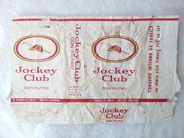 Paquet De Cigarettes Vide Cigarrettes Jockey Club Argentina INTERNAL USE ONLY #14 - Empty Cigarettes Boxes