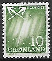 GROENLAND    -   1963  .  Y&T N° 38 **.    Grande Ourse. - Groenland