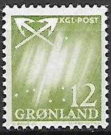 GROENLAND    -   1963  .  Y&T N° 39 **.    Grande Ourse. - Groenland