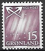 GROENLAND    -   1963  .  Y&T N° 40 **.    Grande Ourse. - Groenland