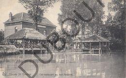 Postkaart - Carte Postale - Sint Genesius Rode - Café Restaurant Des Sept Fontaines (B610) - Rhode-St-Genèse - St-Genesius-Rode