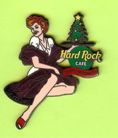 Pin's Hard Rock Café Toronto Skydome Happy Holidays - HRC079 - Música