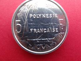 Polynesie  Francaise  5 Francs  1999  Km 12 - Polynésie Française