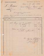 Seine-Maritime - Bihorel - L.Poirier - Produits Chimiques - 1920 - France