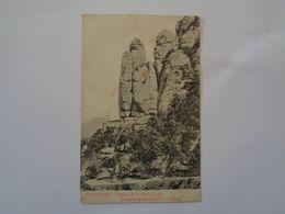 Montserrat. - Camino De La Santa Cueva. - Autres