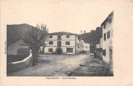 ¤¤   -   ESPAGNE   -   VALCARLOS    -   Calle Elizaldea       -  ¤¤ - Navarra (Pamplona)