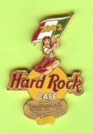 Pin's Hard Rock Café Cinco De Mayo Indianapolis (Drapeau Mexicain) - HRC090 - Musica