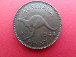 Australie  1 Penny  1944  Km 36 - Penny