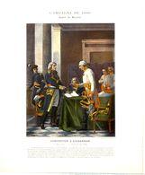 Bonaparte.convention D'Alexandrie.bataille De Marengo.Campagne D'Italie.capitulation Des Autrichiens. - Prints & Engravings