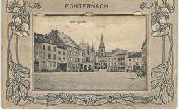 ECHTERNACH : RARE CPA A SYSTEME - Echternach
