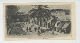 AFRIQUE - ALGERIE - BONE - Un Quartier De Mozabites - Annaba (Bône)