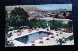 Algérie -Carte Postale Ancienne - Bou-Saada - Piscine De L'Hôtel Transatlantique - Algérie