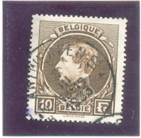 1929 BELGIQUE Y & T N° 289  ( O ) - 1929-1941 Grand Montenez