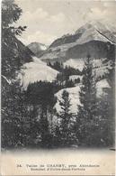 04 - Vallée De CHARMY Sommet D'Entre-deux-Pertuis écrite Timbrée - Autres Communes