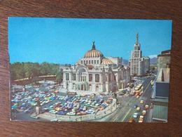 MEXIQUE PALAIS DE BELLAS ARTES MEXICO - Messico