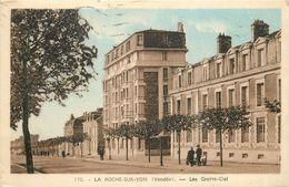 LA ROCHE Sur YON- Les Gratte-ciel - La Roche Sur Yon