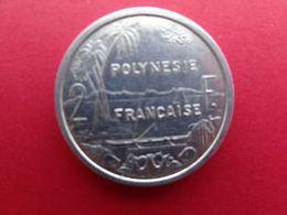 Polynesie  Francaise  2 Francs  1983  Km 10 - Polynésie Française