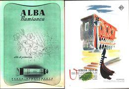 Dentifricio Alba Ruminaca / Venezia 1942. Enit. Pubblicità 1942 - Publicités