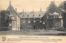 Monceau-sur-Sambre NA13: Château. Vue De Face 1929 - Charleroi