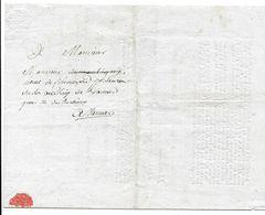 AVERTISSEMENT ENSAISINEMENT RENNES POUR VANNES 1783 HOUET DE CHESNEVERT PROCUREUR DU ROI CAUSE DECES M DE MONTIGNY - Historical Documents