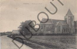 Postkaart - Carte Postale - Wortel -  Zicht Op De Kerk (B514) - Hoogstraten