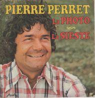 Disque 45 Tours PIERRE PERRET - 1976 Adèle AD 45.825 - Vinyles