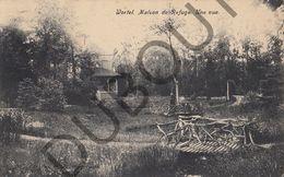 Postkaart - Carte Postale - Wortel -  Maison De Refuge (B527) - Hoogstraten
