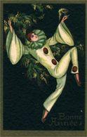 Bonne Année Pierrot - Neujahr