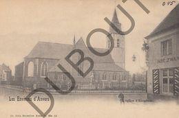Postkaart - Carte Postale - Edegem - Les Environs D'Anvers - Eglise (B584) - Edegem