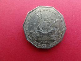 Belize  1 Dollar  2012  Km 99 - Belize