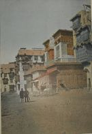 La Mer Rouge. Djeddah, Une Rue. Photogravure Fin XIXe. - Prints & Engravings