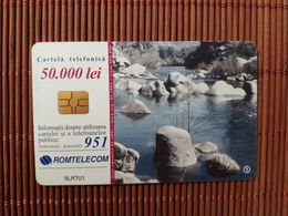 Phonecard Romania Used  Rare - Roumanie
