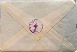 SCOUT  SCOUTS  JABOREE   BOY SCOUT CANC.  CETA IZVIDNIKA BANA JELACICA ZAGREB CROATIA  1930. - Scouting