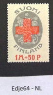 1922 Finland Rode Kruis - Finland
