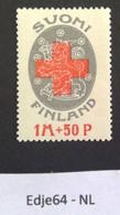 1922 Finland Rode Kruis - Unused Stamps