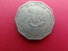 Belize  1 Dollar  2003  Km 99 - Belize