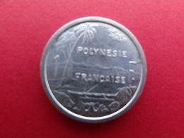 Polynesie Francaise  1 Franc  1977  Km 11 - Polynésie Française