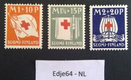 1930 Finland Rode Kruis - Finland