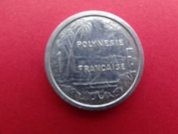 Polynesie Francaise  1 Franc  1986  Km 11 - Polynésie Française