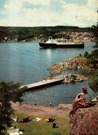 Larvik. MF Cort Adeler - Norway