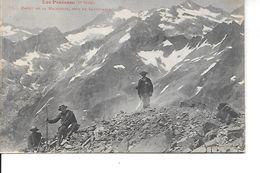 CPA (31) Les Prénées 77 Massif De La MALADETTA, Pris De Sauvegarde - Luchon