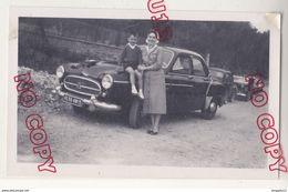 Au Plus Rapide Enfant Renault Frégate Beau Format Très Bon état - Automobile