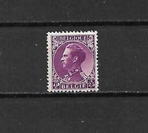 BELGIO - 1934 - N. 390** (CATALOGO UNIFICATO) - 1934-1935 Leopold III