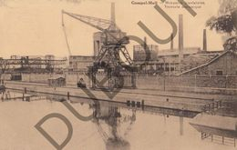 Postkaart - Carte Postale - Gompel-Mol - Mekaniek Glasfabriek   (B534) - Mol