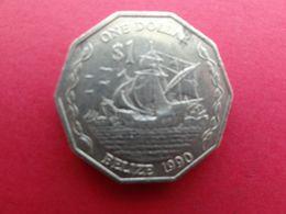 Belize  1 Dollar  1990  Km 99 - Belize
